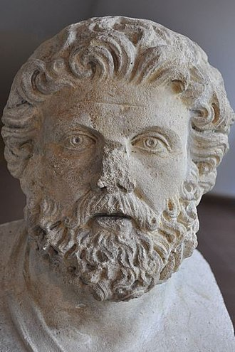 Philip II of Macedon - Statue of Philip II, 350-400 CE. Rheinisches Landesmuseum Trier.