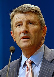 Philippe de Villiers French politician, official and essayist