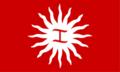 Philippine revolution flag magdalo.png