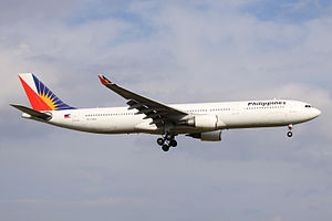 Philippines A330-300(RP-C3340) (4092086155).jpg