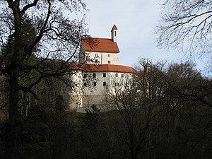 Pišece Castle - Image: Pišečki grad