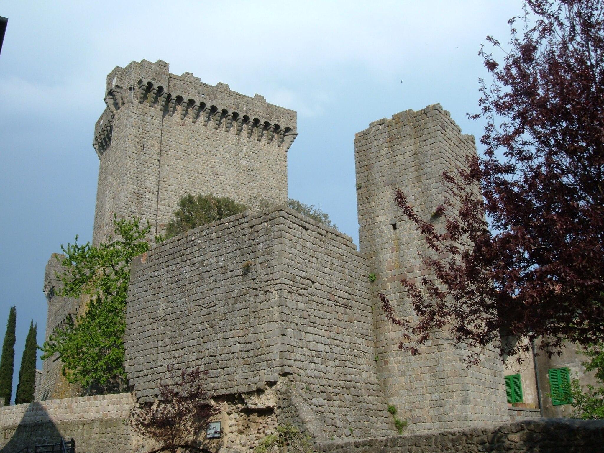 Piancastagnaio - Rocca aldobrandesca 4