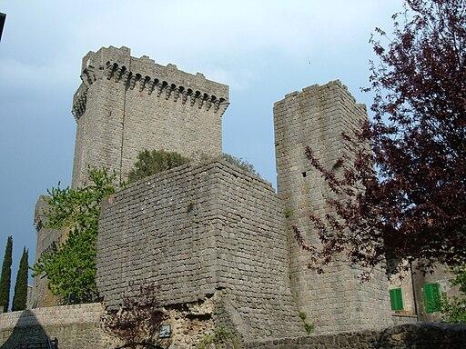 Piancastagnaio - Rocca aldobrandesca