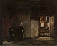 Pieter de Hooch - A Dutch Interior.jpg