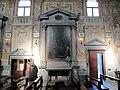 Pieve di marti, interno, altare laterale di matteo rosselli 01.JPG