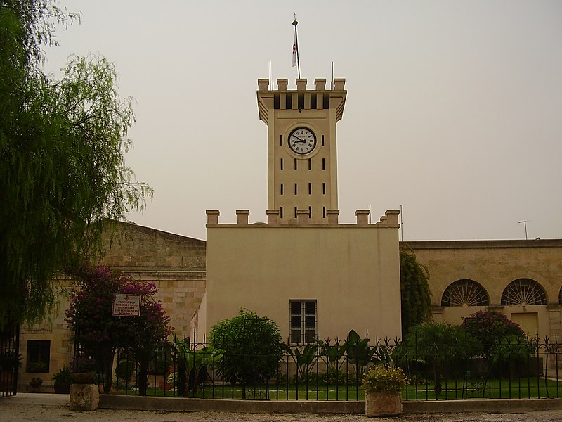 PikiWiki Israel 9559 clock tower in mount tabor.jpg