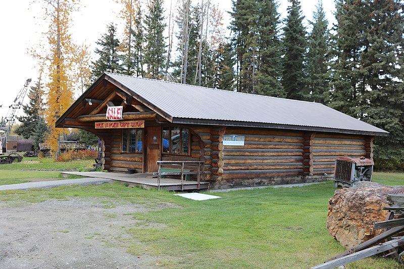 Pioneer Park (Fairbanks, Alaska) ENBLA20
