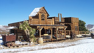 Pioneertown, California - Image: Pioneertown saddlery
