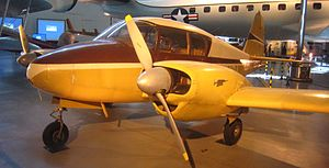 Piper PA-23 - PA-23 Apache in National Air and Space Museum