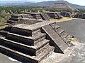 Pirámide del Sol, Teotihuacán..JPG