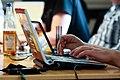 Piratenfraktion Abgeordnetenhaus von Berlin Laptop.jpg