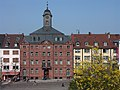 Old town hall in Pirmasens