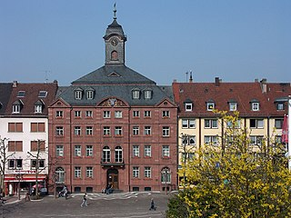 Pirmasens Place in Rhineland-Palatinate, Germany