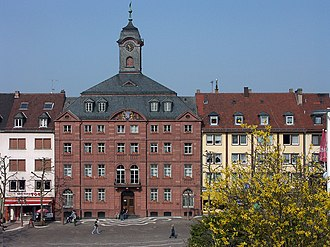 Pirmasens - Old town hall