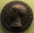 Pisanello, seconda medaglia di leonello d'este, monaco.JPG