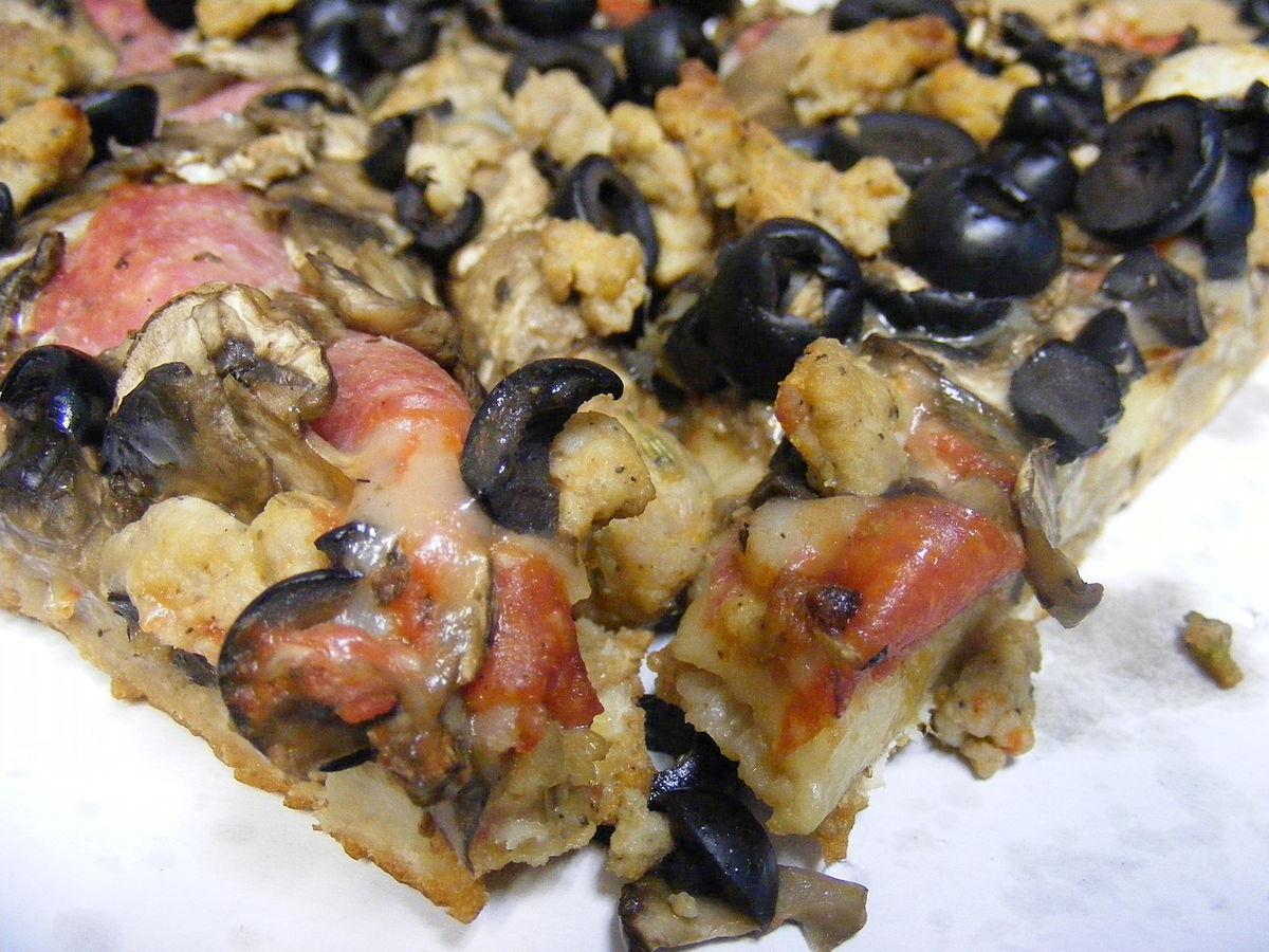 Historia de la pizza - Wikipedia, la enciclopedia libre