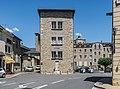 Place Bernard Lhez in Villefranche-de-Rouergue.jpg