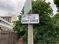 Plaque allée Albert Camus Fontenay Bois 3.jpg