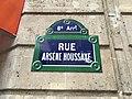 Plaque rue Arsène-Houssaye.jpg