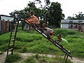 Playing Children Brickaville Madagascar.jpg
