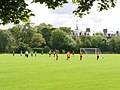 Playing fields east of Great North Road (geograph 3597100).jpg