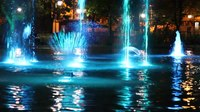 File:Plovdiv's Lake with the Singing Fountains.webm