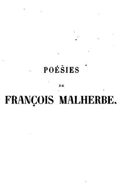 File:Poésies de Malherbe.djvu