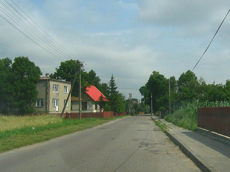 Ruda, Mońki County