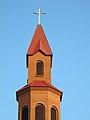 Podlaskie - Wysokie Mazowieckie - Wysokie Mazowieckie - Wspólna 1A - Kościół PiP 20110827 05.JPG