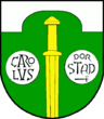 Coat of arms of Pöschendorf