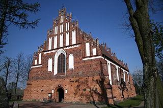 Wizna Village in Podlaskie Voivodeship, Poland