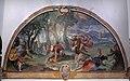 Pompeo carosi, camillo donati, ludovico nucci e altri, miracoli della madonna della querce, 1603, 03 - assalto di banditi in un bosco.jpg