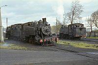Ponferrada 04 1983 MSP locomotives-b.jpg
