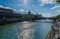 Pont Notre-Dame, Paris 12 August 2013.jpg