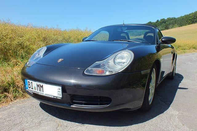 Porsche 986 2.5