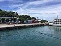 Port of Dapitan before docking.jpg