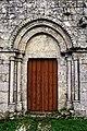 Portal oeste da igrexa de Santa María de Lamas.jpg
