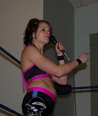 Portia Perez - Perez in 2011
