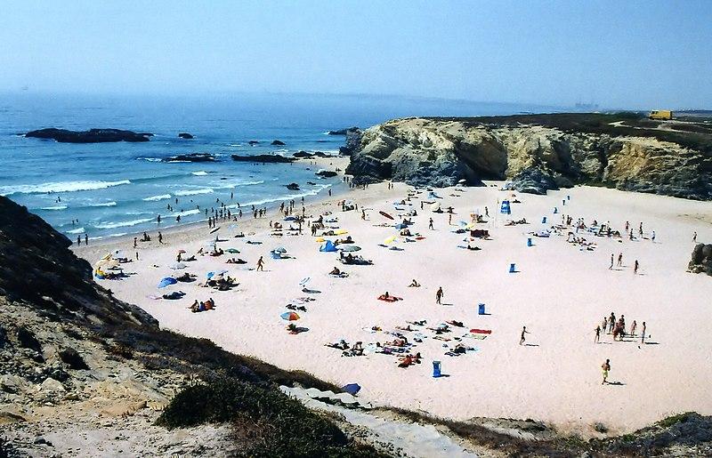 Image:Porto Covo - Praia Grande.jpg