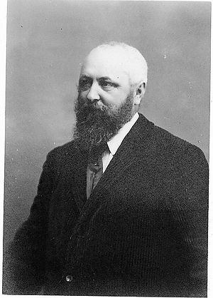 Theodore Earl Butler - Theodore Earl Butler, 1909