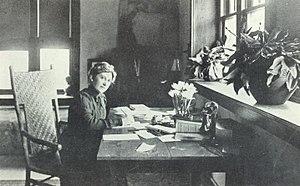 Corra Mae Harris - Mrs. Corra Harris, c. 1910's.