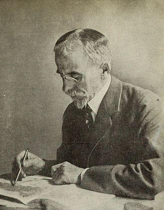 Lawrence Fraser Abbott - Portrait of Lawrence Fraser Abbott