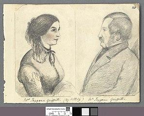 Mrs. Trygarn Griffith ; Mr. Trygarn Griffith
