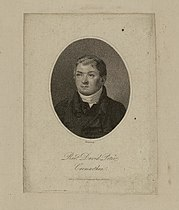 Revd. David Peter, Carmarthen