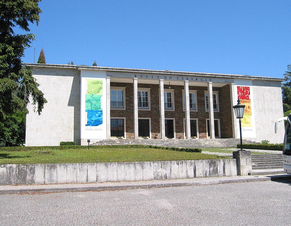 Museu Do Caramulo Wikip 233 Dia A Enciclop 233 Dia Livre