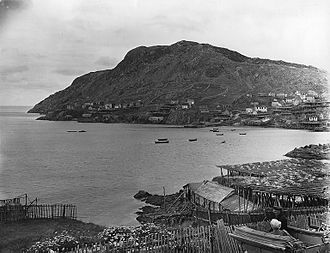Portugal Cove–St. Philip's - Portugal Cove in 1908