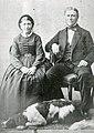 Possibly Emma von Reis & Peter Schmidt c 1883.jpg