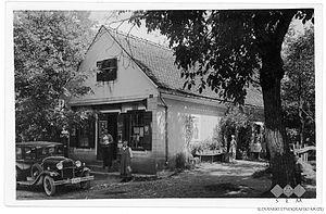 Podturn, Mokronog-Trebelno - Postcard of Podturn