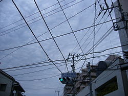 Power lines in Tokyo 2007.JPG
