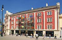 Praha, Náměstí Republiky - obchodní centrum Palladium.jpg